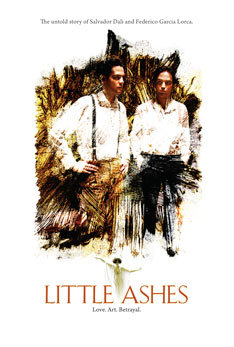 Little Ashes Poster #2