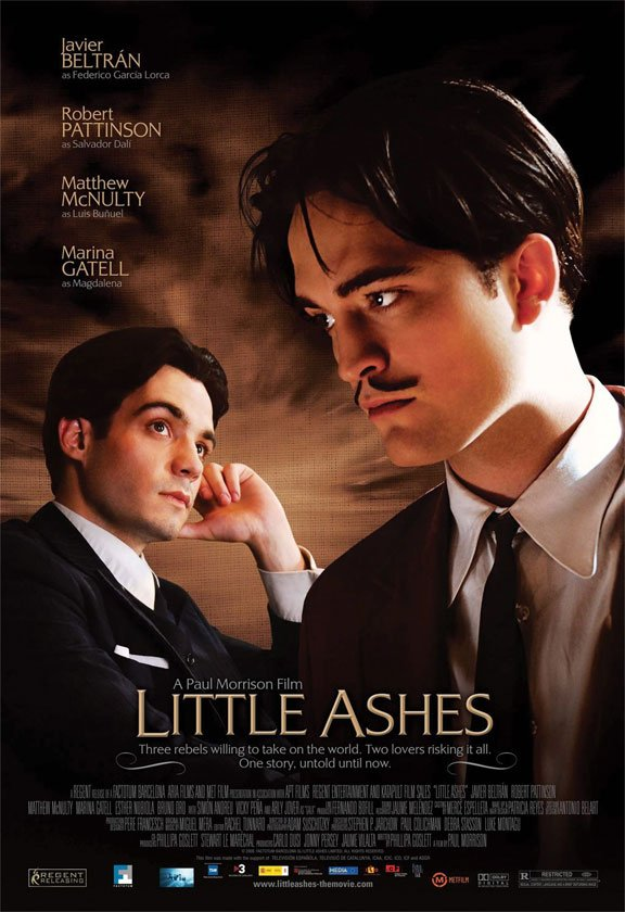 Little Ashes Poster #1
