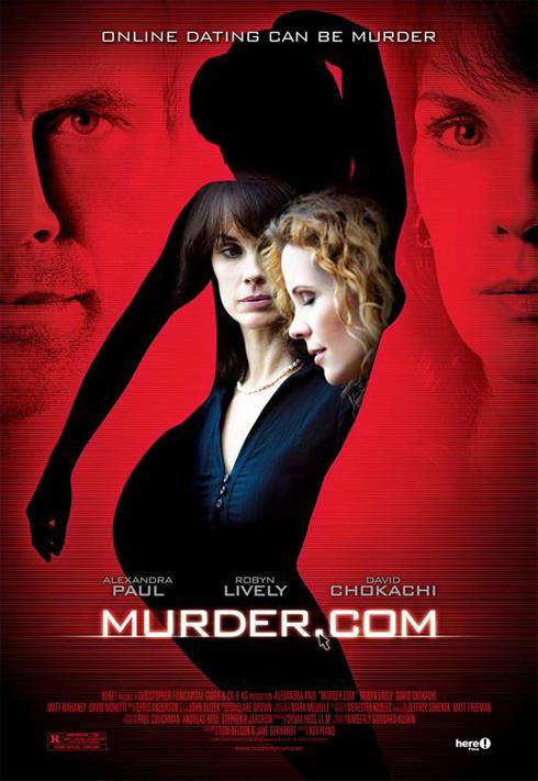 Murder Dot Com Poster