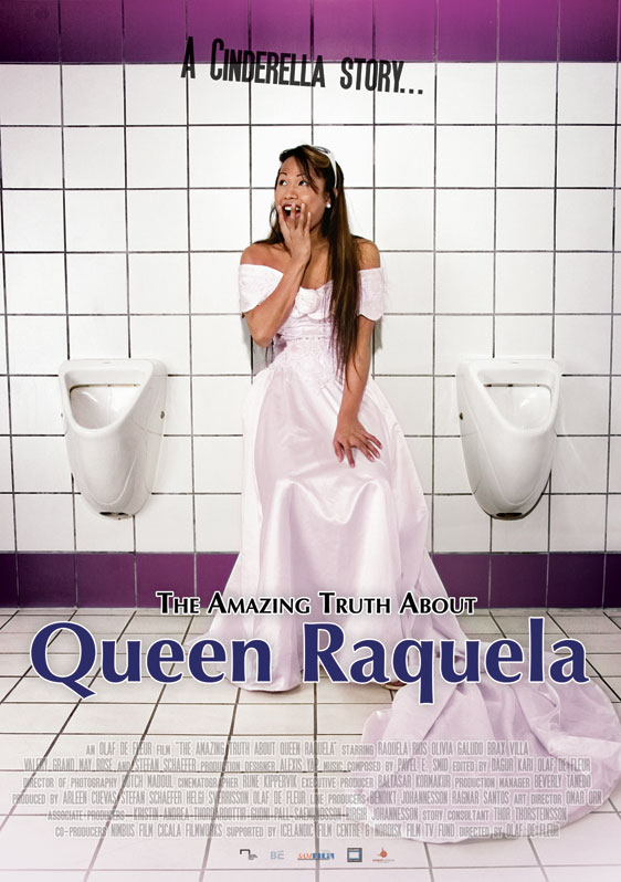 The Amazing Truth About Queen Raquela  Poster #1