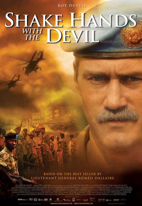 Shake Hands With the Devil Poster #2