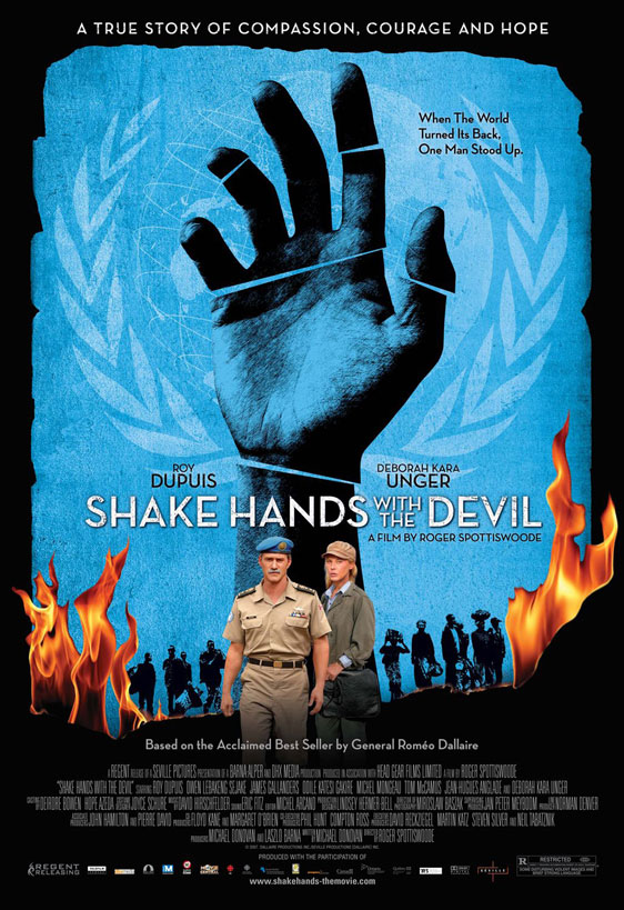 Shake Hands With the Devil Poster #1