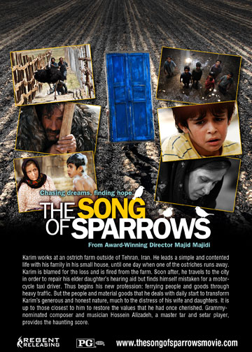 The Song of Sparrows Poster #4