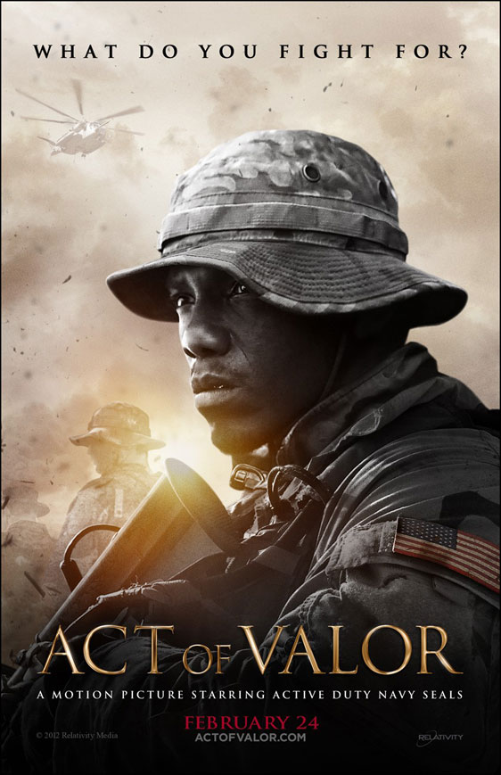 Act of Valor Poster #6