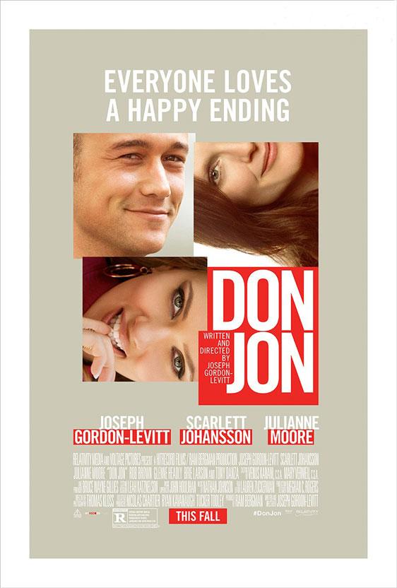 Don Jon Poster #3