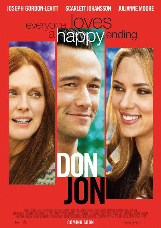 Don Jon Poster #5
