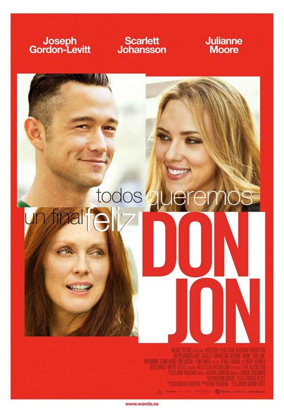 Don Jon Poster #6