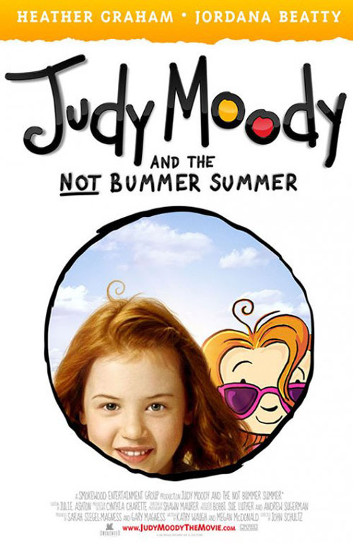 Judy Moody and the NOT Bummer Summer Poster #2