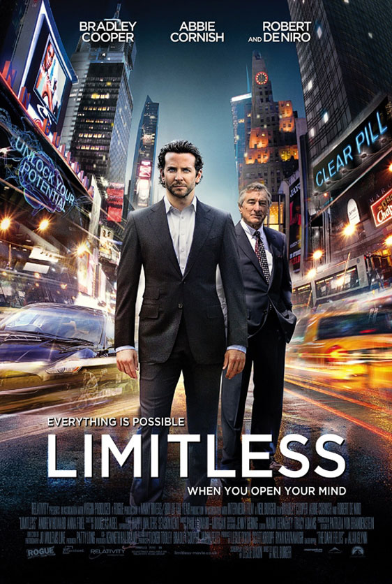 Limitless Poster #3