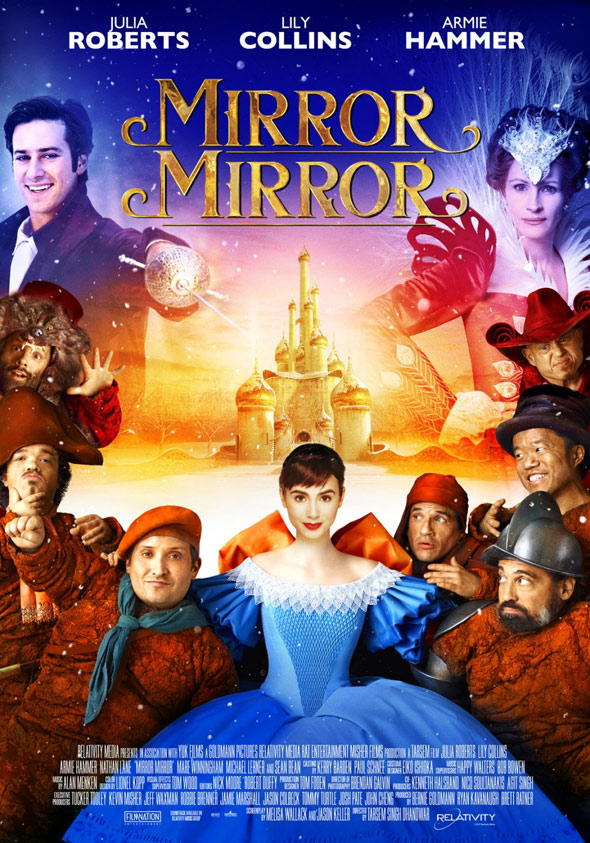 Mirror Mirror Poster #6