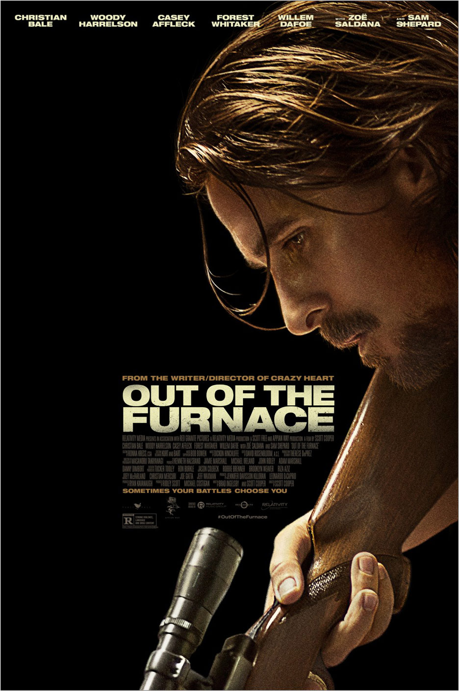 Out of the Furnace Poster #2