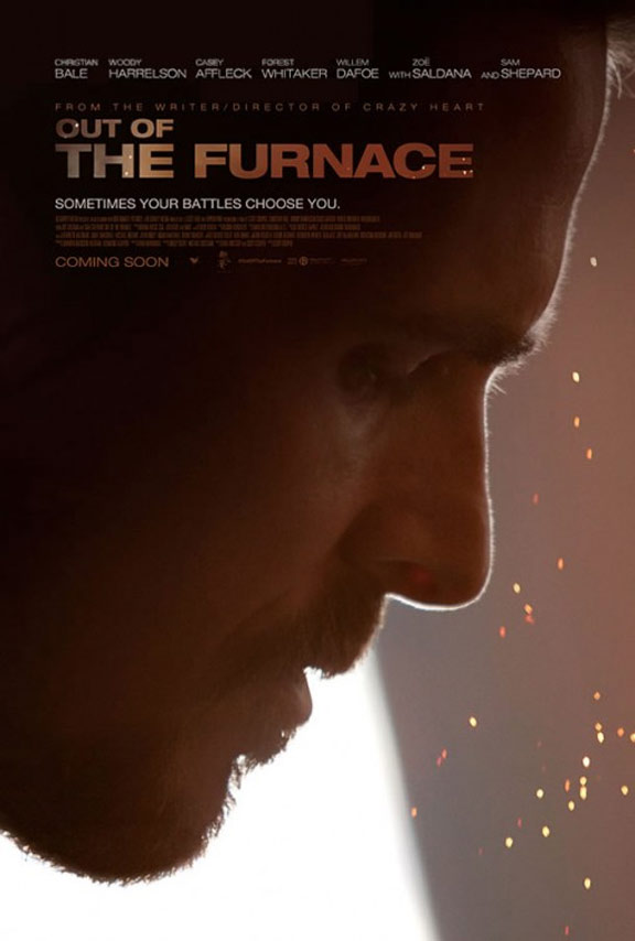 Out of the Furnace Poster #1