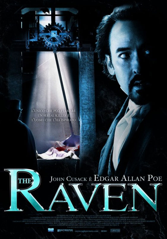 The Raven Poster #5