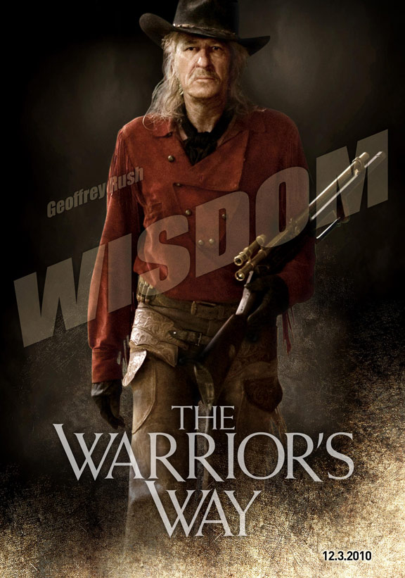 The Warrior's Way Poster #7