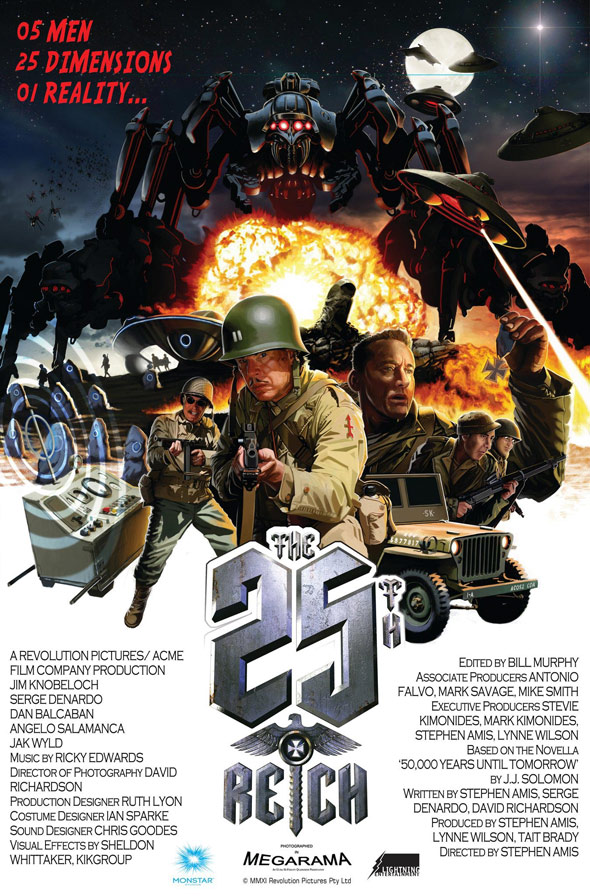 The 25th Reich Poster #1