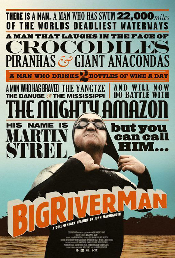 Big River Man Poster #1