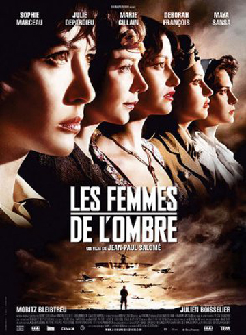 Female Agents (Femmes de l'ombre, Les) Poster