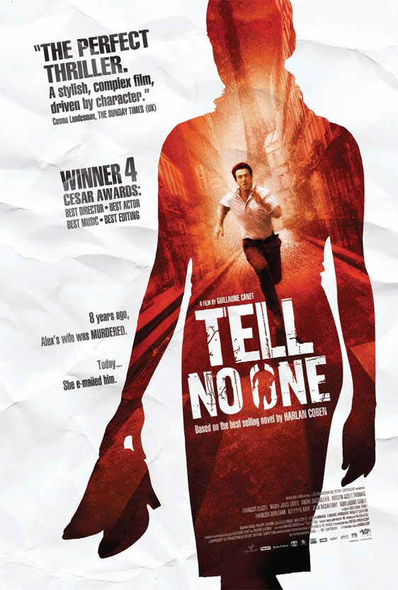 Tell No One Poster #2