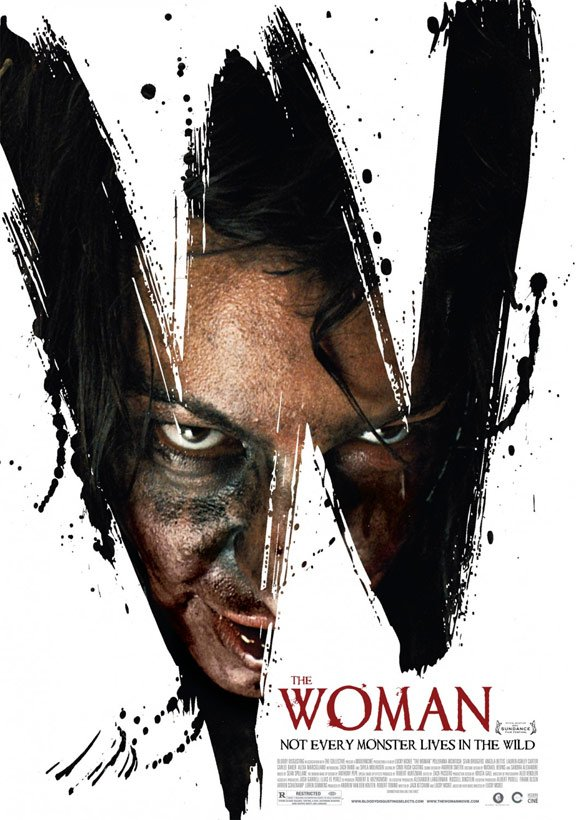 The Woman Poster #1