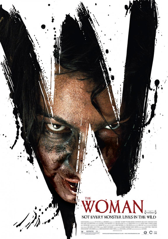 The Woman Poster