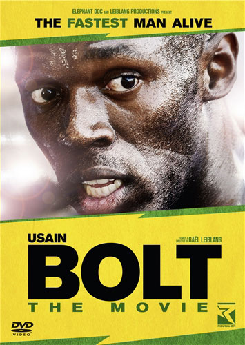Usain Bolt: The Movie Poster
