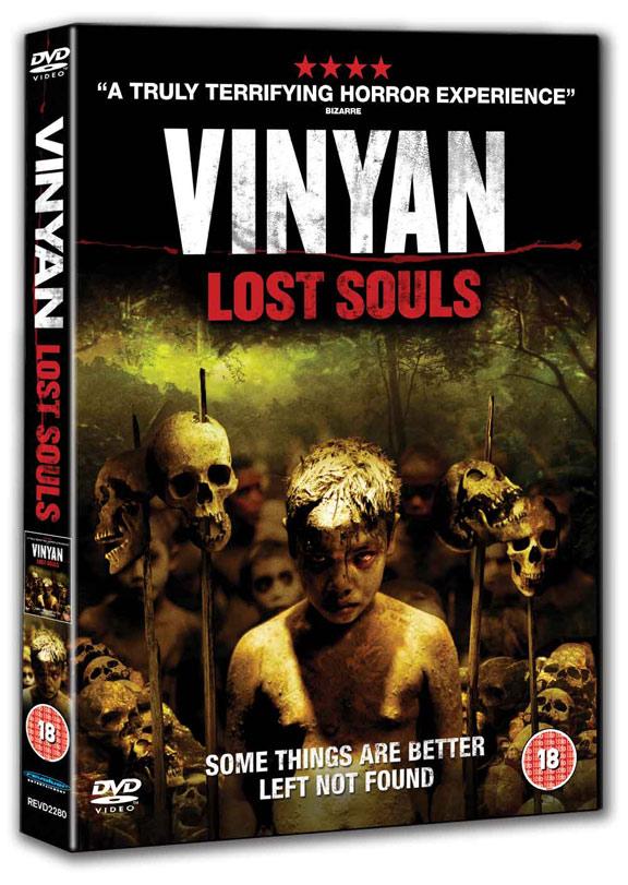 Vinyan Poster #3