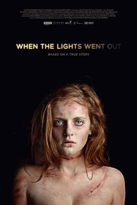 When The Lights Went Out Poster #1