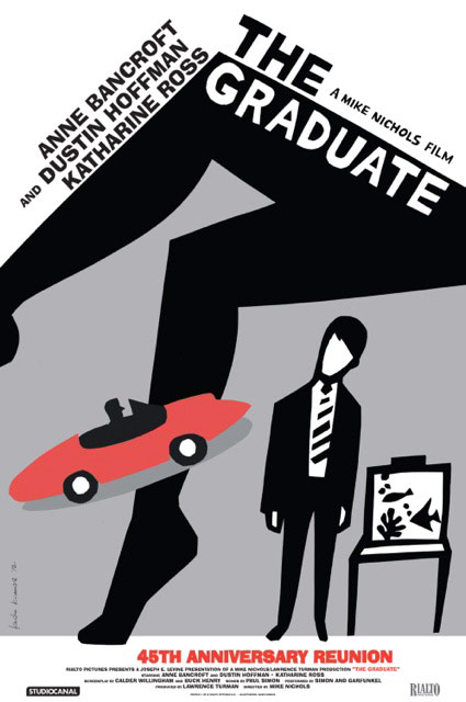 The Graduate Poster #2