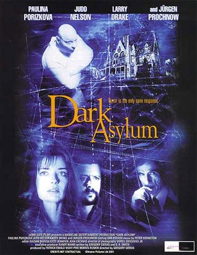 Dark Asylum Poster #1