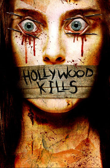 Hollywood Kills Poster