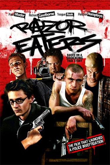Razor Eaters Poster