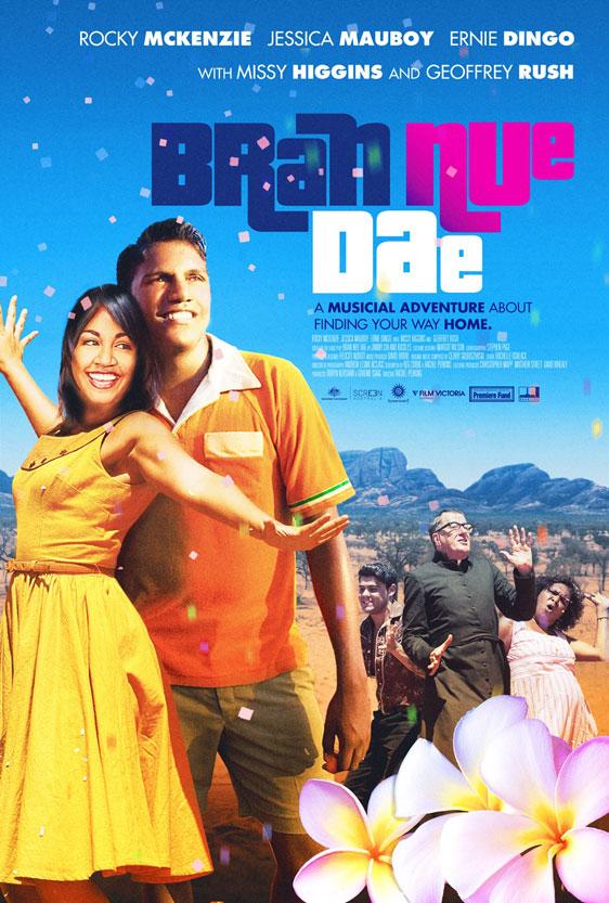 Bran Nue Dae Poster #3