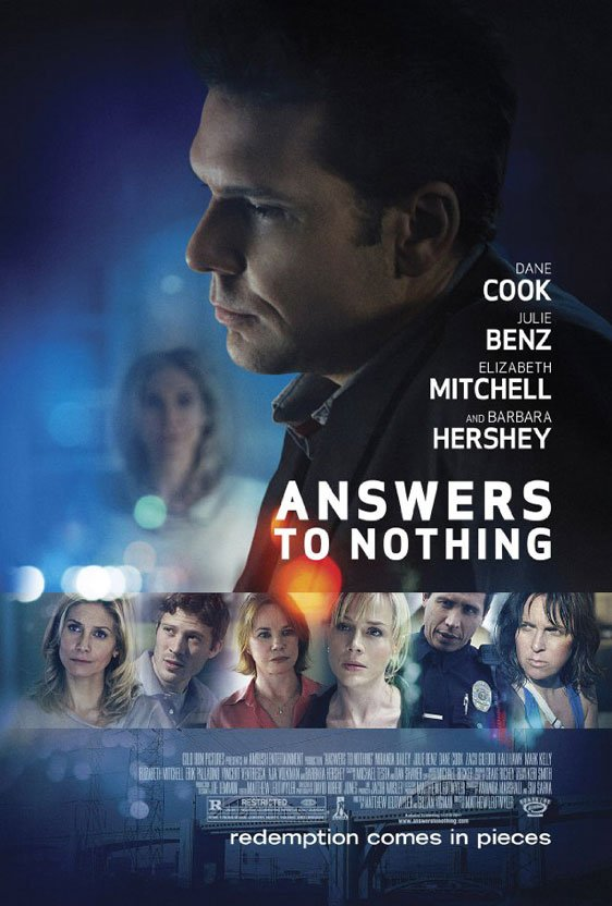 Answers to Nothing Poster