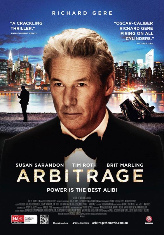 Arbitrage Poster #2