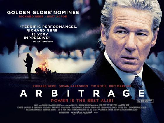 Arbitrage Poster #4