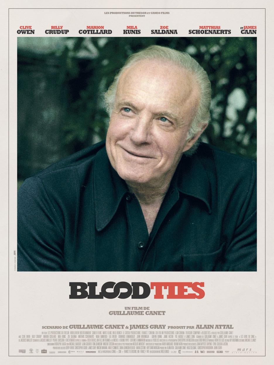 Blood Ties Poster #7