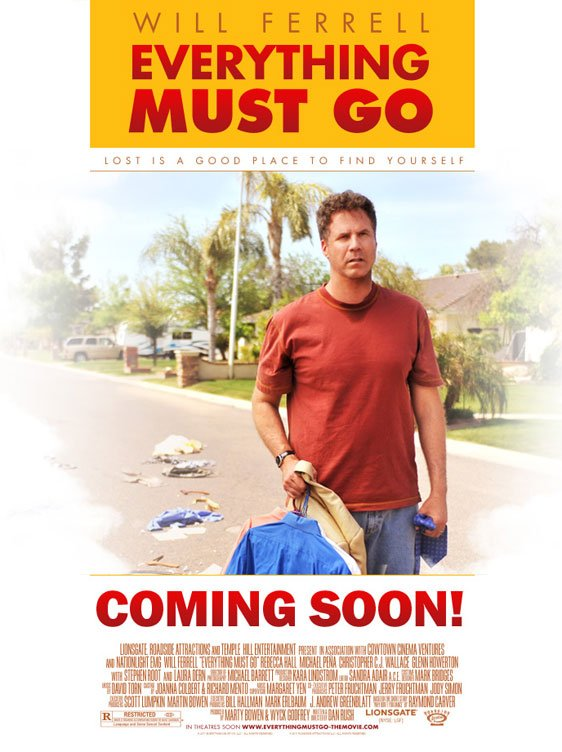 Everything Must Go Poster #1