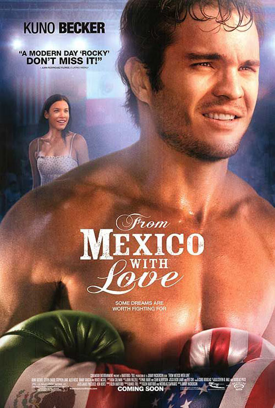 From Mexico with Love Poster #2