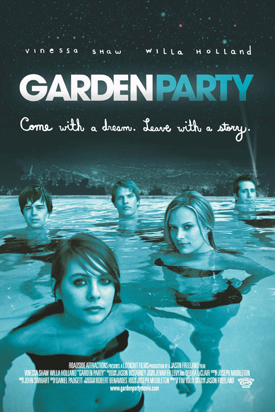 Garden Party Poster #1