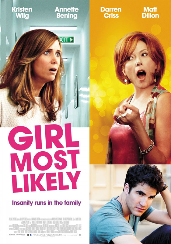 Girl Most Likely (Imogene) Poster