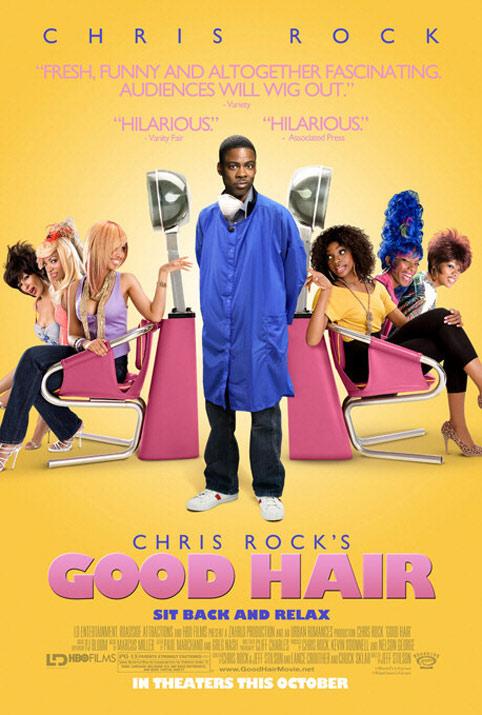 Good Hair Poster #2