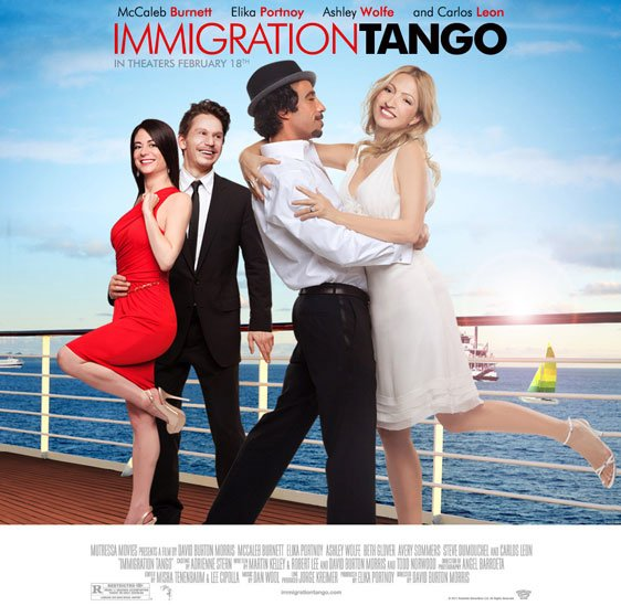 Immigration Tango Poster #1