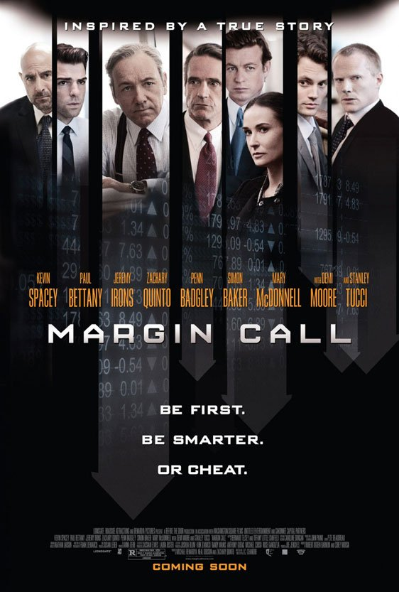Margin Call Poster #3