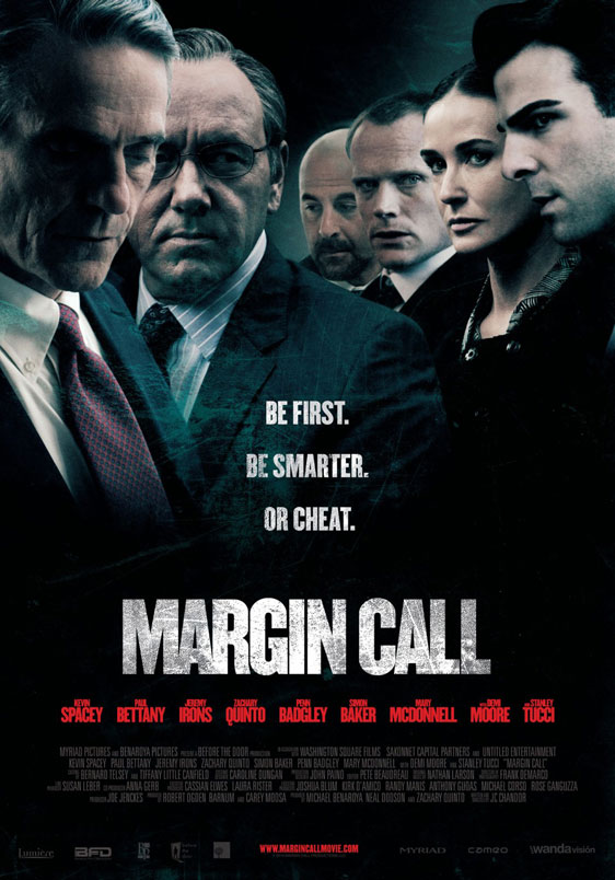 Margin Call Poster #8