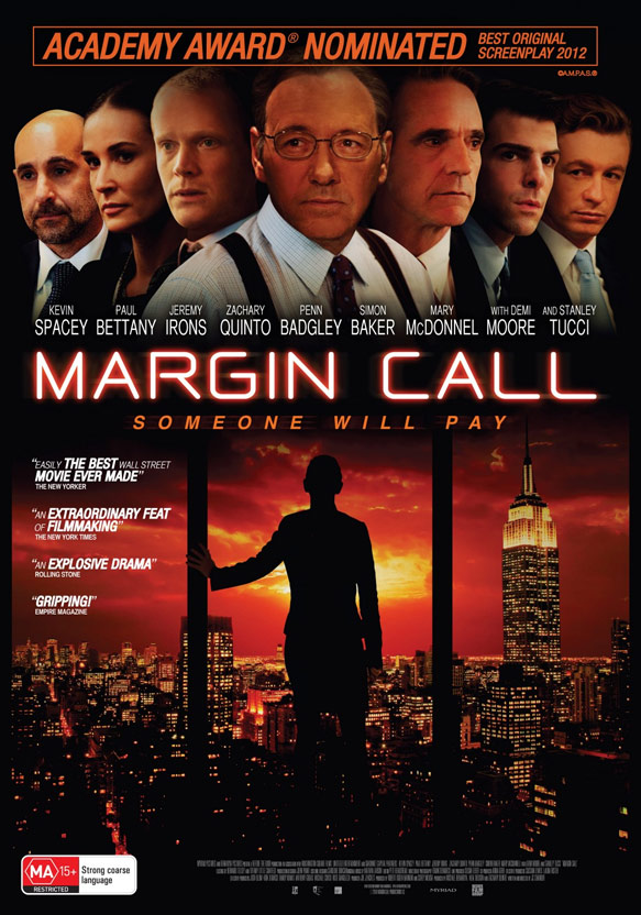Margin Call Poster #9