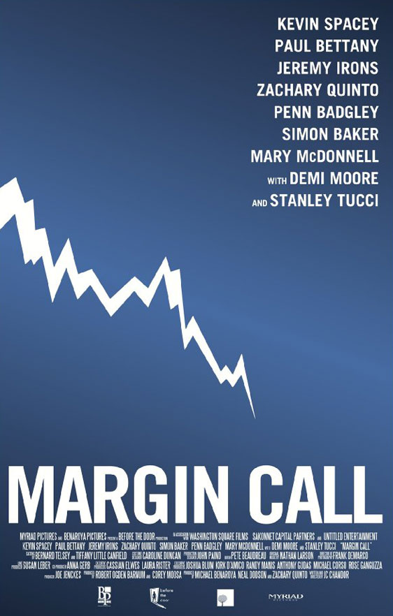 Margin Call Poster #1