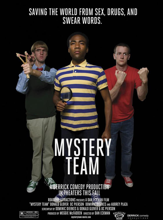 Mystery Team Poster #2