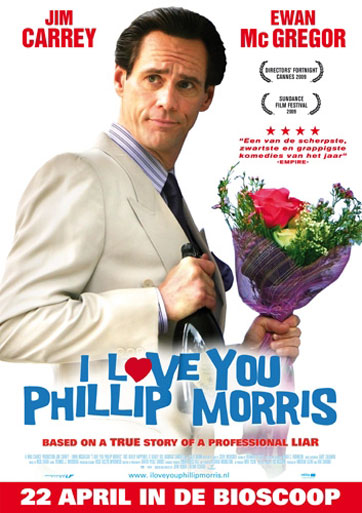 I Love You Phillip Morris Poster #7