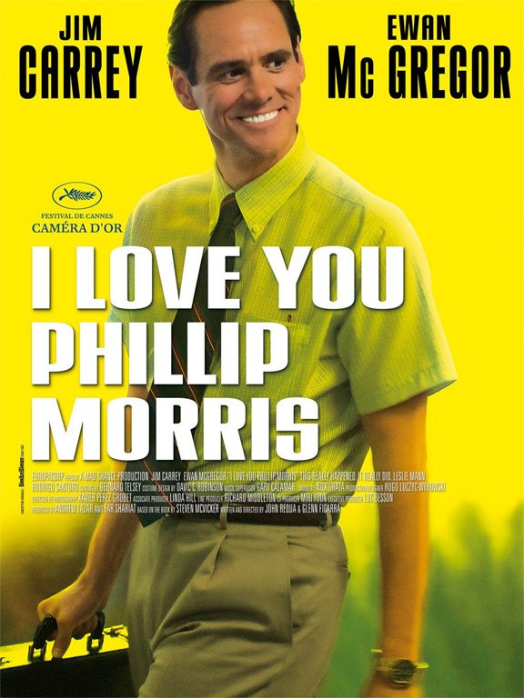 I Love You Phillip Morris Poster #8