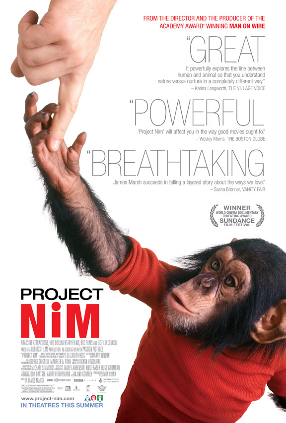 Project Nim Poster #2